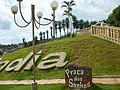 Matrerlândia MG Brasil - Praça da Gruta de Nossa Senhora - panoramio.jpg