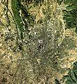 Matsumoto city center area Aerial photograph.1975.jpg