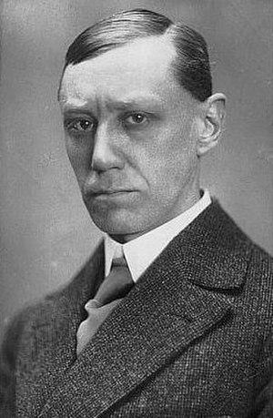 Max Schreck - Schreck in 1916