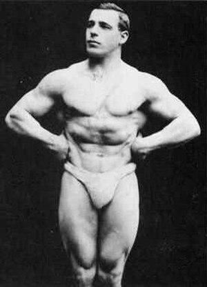 Max Sick 1910