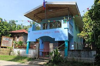 Barangay - Maybo Barangay Hall in Boac, Marinduque