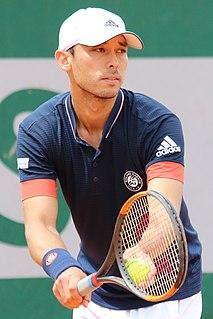 Ben McLachlan Japanese tennis player