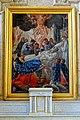 Meaux (77), cathédrale Saint-Étienne, tableau - la mort de saint Éloi.jpg