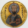 Medallion with Saint Paul from an Icon Frame.jpg