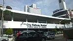 estação ferroviária Medan