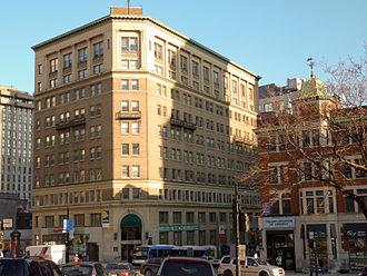 Medical Arts Building (Montreal) - Image: Medical Arts Building