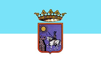 Medinaceli - Image: Medinaceli Bandera Ayto