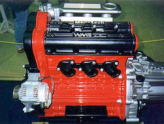 Megatech (Indonesian company) - Projected Megatech F1 engine