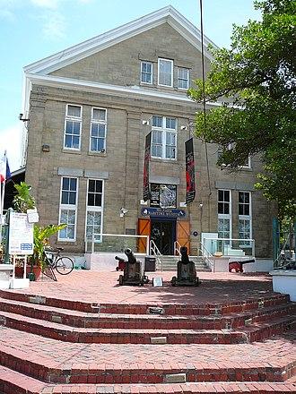 Mel Fisher - The Mel Fisher Maritime Heritage Museum  Key West, Florida