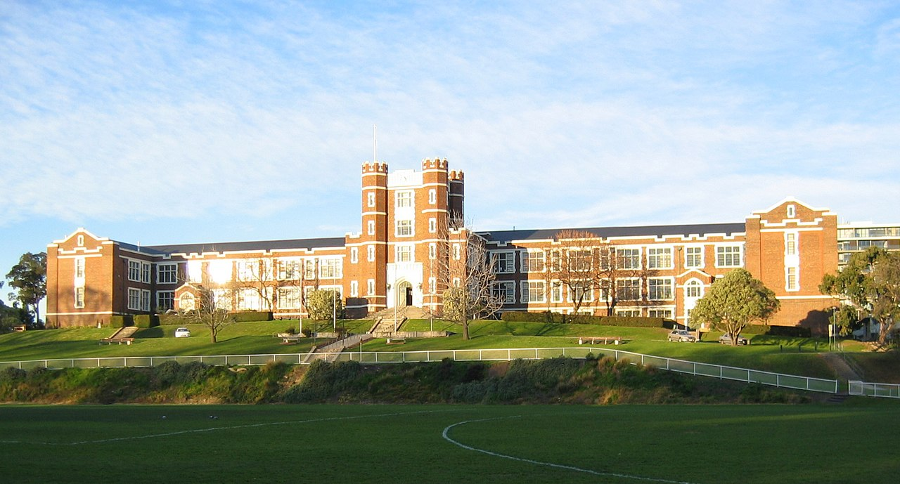 Melbourne Uni School Of Design Building