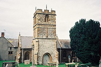 Melbury Bubb - Image: Melbury Bubb, parish church of St. Mary geograph.org.uk 517739