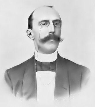 Melchior Treub - Melchior Treub