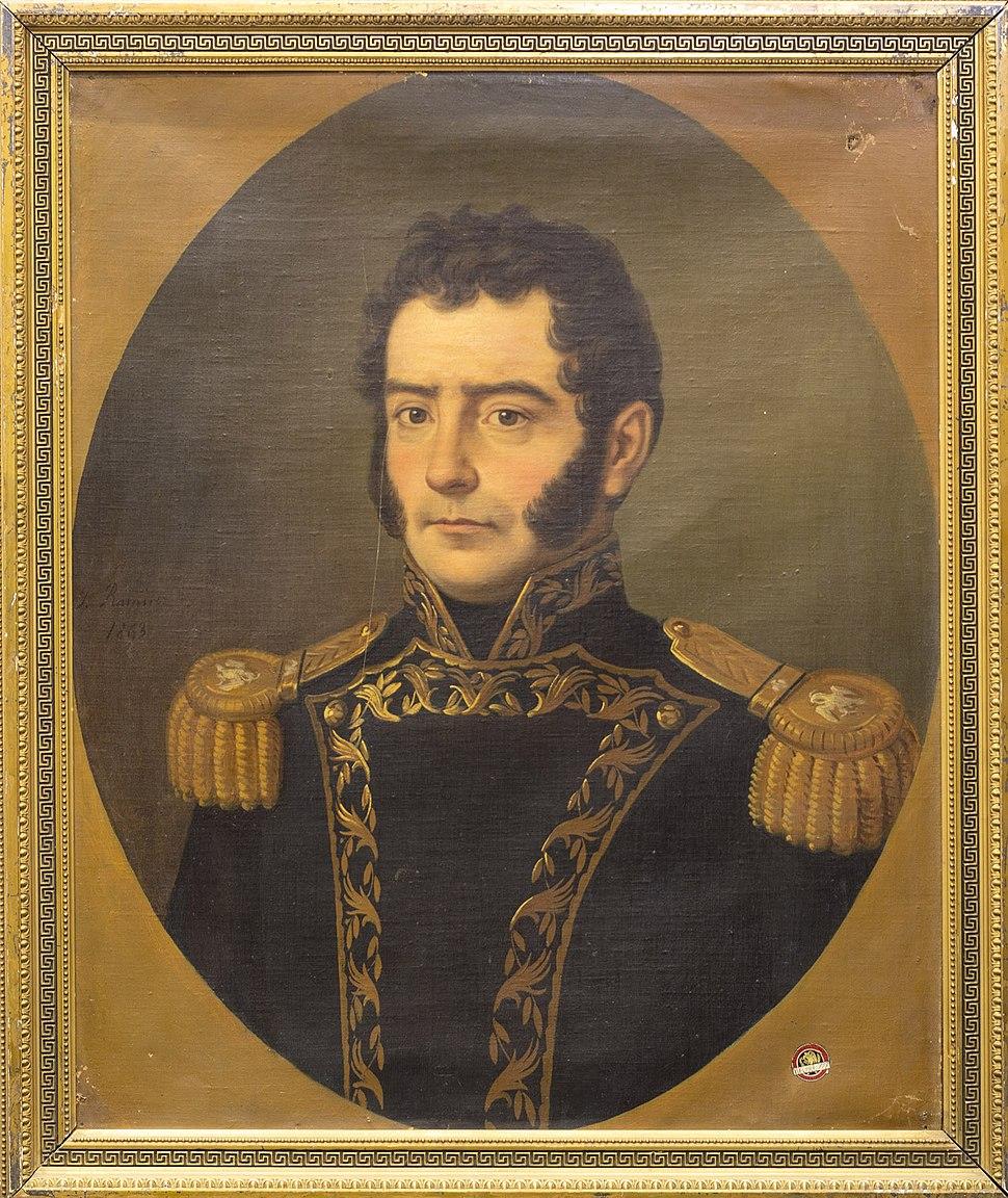 Melchor Múzquiz (Joaquín Ramírez)
