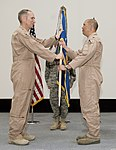 Members of 379th AEW welcome new commander 110620-F-MQ799-037.jpg