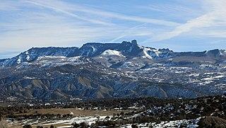 Mendicant Ridge