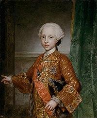 Mengs - Francisco Javier of Bourbon (1757-1771) - Museo del Prado.jpg
