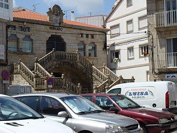 mercado municipal de muros la corua