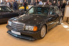 Mercedes Benz W201 Wikipedia