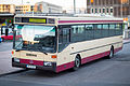 Mercedes-Benz O-407 country bus window side ZOB Hannover Germany.jpg