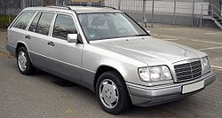 W124 Mercedes-Benz E-Class estate