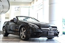 Mercedes-Benz SLK-Class (R172) - Wikipedia