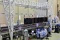 Mercury Transfer Module solar wing deployment ESA380648.jpg