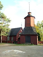 Merimasku church and bell tower 1 AB.jpg