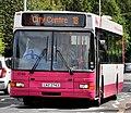 Metro (Belfast) bus 2743 (LAZ 2743) 1997 Volvo B10L Alexander (Belfast) Ultra, 2 June 2011.jpg
