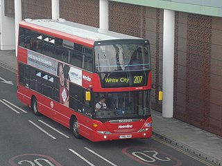 London Buses route 207