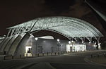 Miami Airport train station exterior 2015-10 (22357486866).jpg