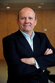 Michael Spencer British businessman