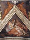 Michelangelo, antenati di cristo, 01.jpg