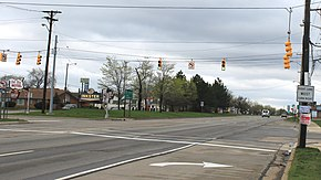 Michigan Avenue at Beech Daly Road Inkster Michigan.jpg