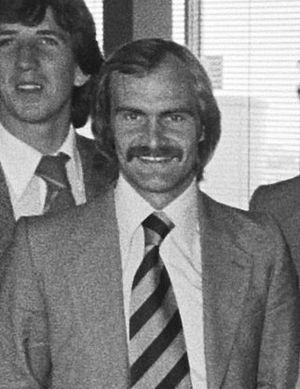 Mick Mills - Mick Mills in 1978