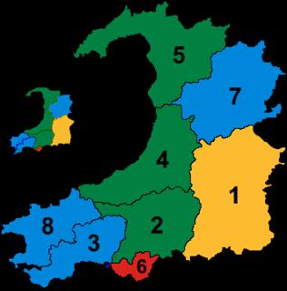 Mid and West Wales (Senedd Cymru electoral region)