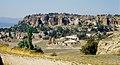 Midasşehri 09 1991 Yazılıkaya-Plateau vulkanisches Tuffplateau.jpg