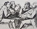 Middag på Bechers 1805 x JT Sergel.jpg