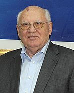 Mikhail Gorbachev - May 2010