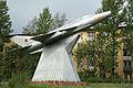 Mikoyan MiG-21F 121 yellow (7902817492).jpg