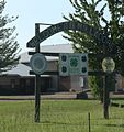 Milladore Wisconsin Welcome Sign US10.jpg