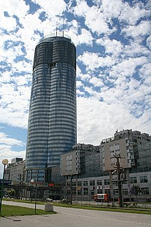 Millennium Tower Vienna Wikipedia