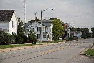 Milton, Indiana - Image: Milton, Indiana