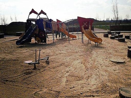 Milton Creek Country Park Play Area