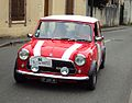 Mini Innocenti B397 (1975) - Rallye des Princesses 2014.jpg