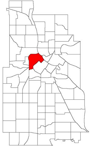 North Loop, Minneapolis - Image: Minneapolis North Loop Neighborhood