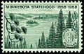 Minnesota statehood 1958 U.S. stamp.1.jpg