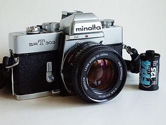 Minolta - Minolta SR-T303