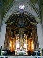 Minorque Mao Place Conquesta Eglise Santa Maria Choeur - panoramio.jpg