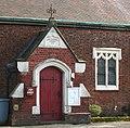 Minshull United Reformed Church, detail - geograph.org.uk - 1192020.jpg