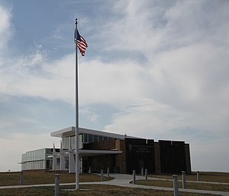 Minuteman Missile National Historic Site - Visitor Center